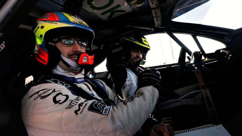 Primeiro teste ao Peugeot 208 R2